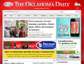 The Oklahoma Daily